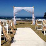 caloundra beach wedding sunshine coast