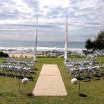 sunshine coast beach wedding caloundra